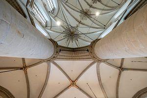 Plafond Grote Kerk Dordrecht van Ilse de Deugd