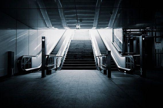 Metro van Thijs Schouten