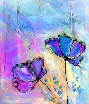 Sprache der Blumen von Claudia Gründler
