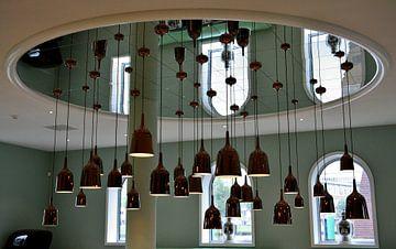 Lampen Refectie van Hans Jansen