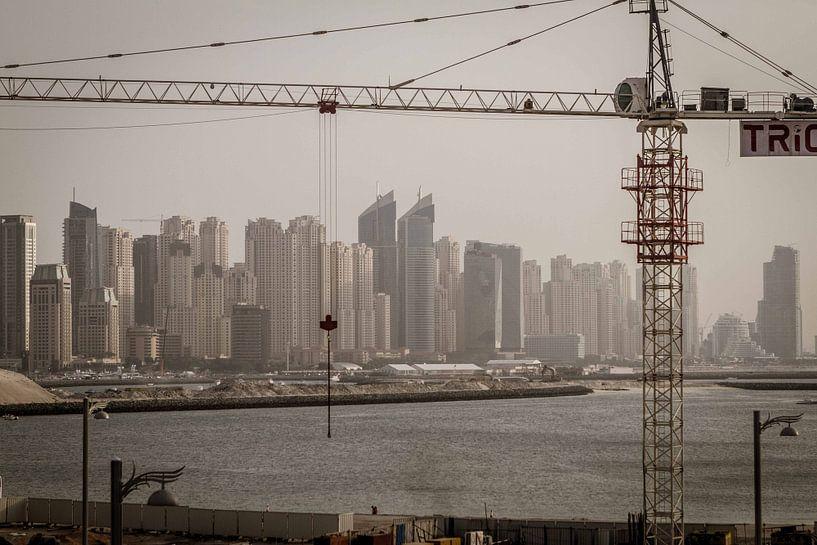 Building Dubai van Leanne lovink