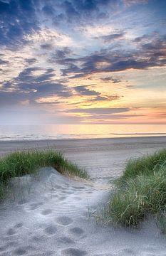 Zum strand von Fotografie Egmond