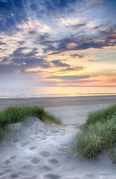 Naar het strand van Fotografie Egmond