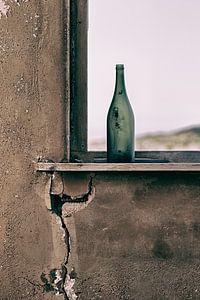 Eenzame fles