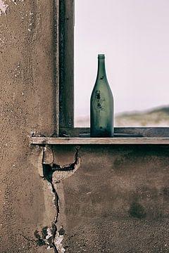 Eenzame fles van Annemiek van Eeden
