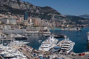 Haven van Monaco van Freddie de Roeck