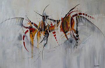 Spinne von Ria van Werven
