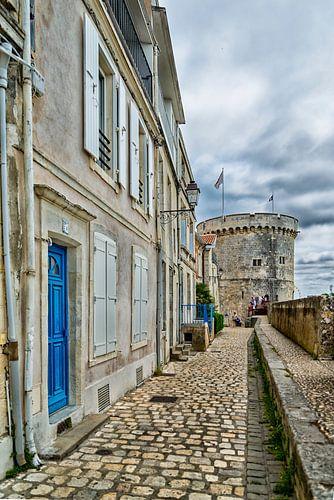 Rue sur les Murs in La Rochelle
