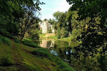 Chateau Beaufort von Timo van Beelen