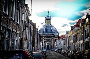 Oostkerk Middelburg van Jessica Berendsen