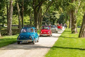 Fiat 500 Club, Kasteeltuin Arcen