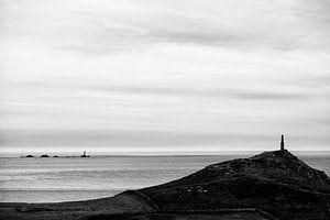De kust van Cornwall van Bernd Döbel