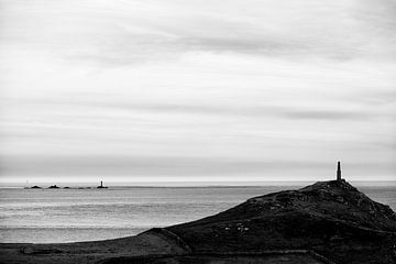 Cornwall Küste von Bernd Döbel