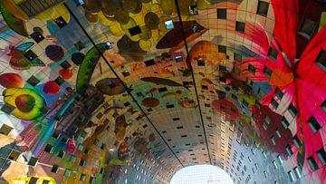 Halle du marché de Rotterdam sur Joni Israeli