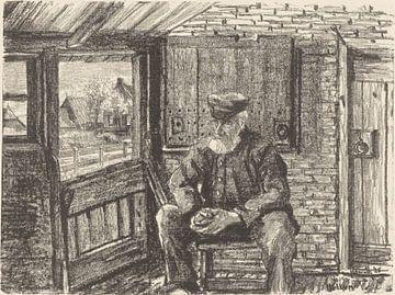 Hollum, Altbauer, Otto Hanrath, 1925