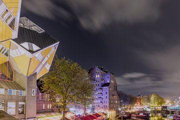 Rotterdam  Kubuswoningen Oude Haven van Angelique Niehorster