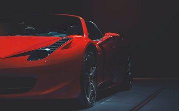 Ferrari van Eduardo