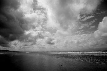Uitzicht strand van Manon Ruiter