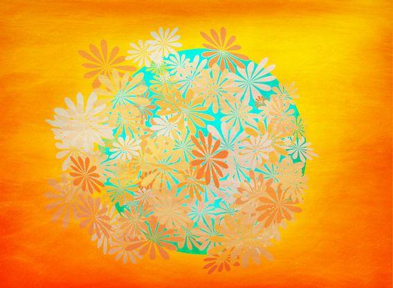 Sommerfarben van Rosi Lorz