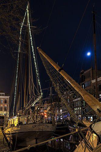 Groningen Winter Welvaart van R Smallenbroek
