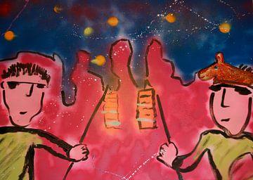 Lampionnenoptocht Vianen von Toekie -Art