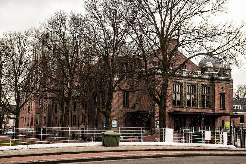 Stadschouwburg Haarlem van Brian Morgan