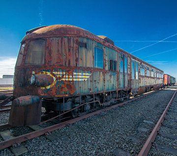 Orient Express von Tom van Dutch