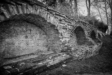 Oude stadsmuur van