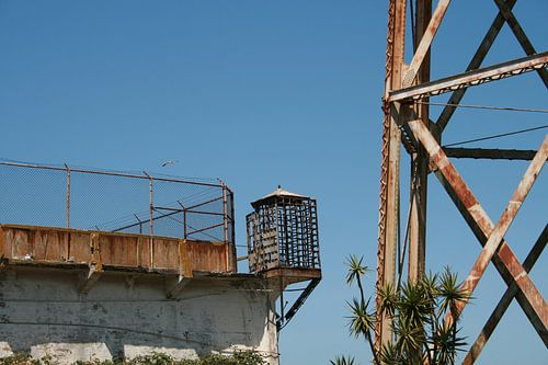 Alcatraz island 18 van