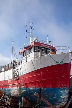 Schip wordt gerepareerd van Marit Lindberg