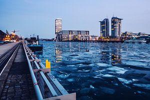 Berlin – Osthafen in Winter