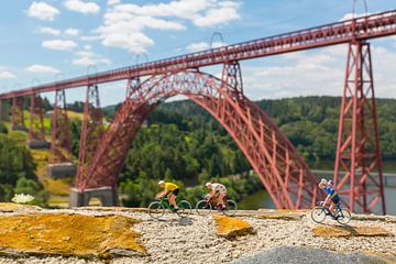 Garabit-Viadukt von Nele Mispelon