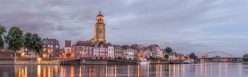 Panorama Deventer van Jeroen Weideman