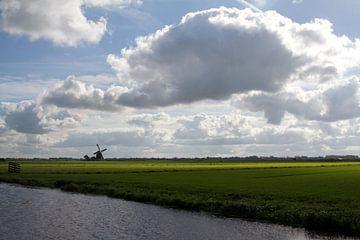 Niederländisches Licht (2) von Dolf Siebert