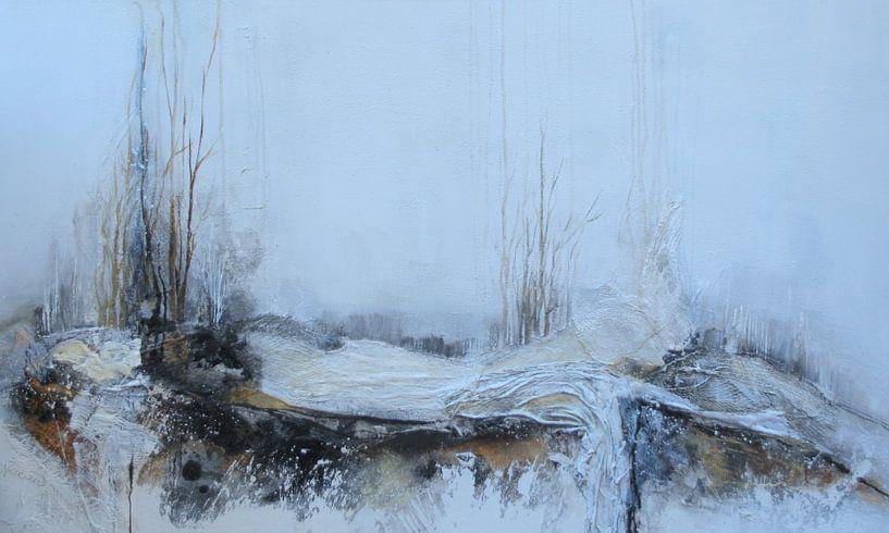 winterse indruk van Claudia Neubauer
