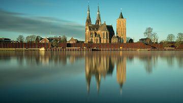 St-Martinuskerk Cuijk #4 (kleur) van Lex Schulte