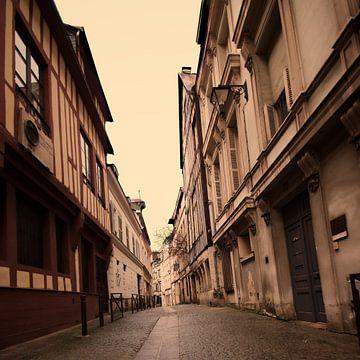 Oude straatjes van Erik Reijnders