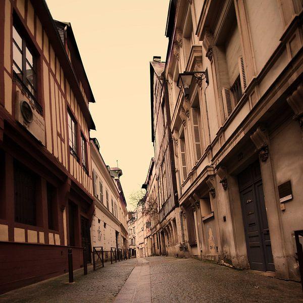 Oude straatjes von Erik Reijnders