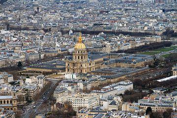 Les Invalides Paris von Dennis van de Water