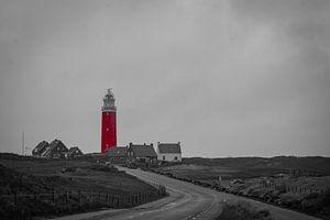 Leuchtturm Eierland Texel von Gert-Jan Kamans