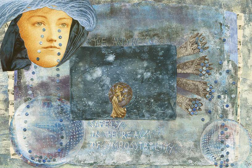 consolations 5 - beginning von Hella Kuipers