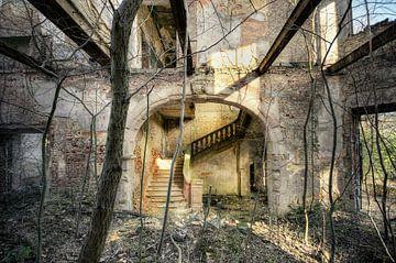 Urbex - Ruine van Angelique Brunas