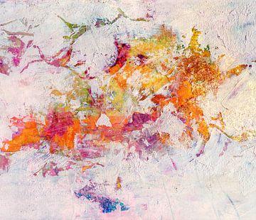 Die Mauer 5 von Maria Kitano