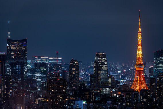 Tokyo Tower 3