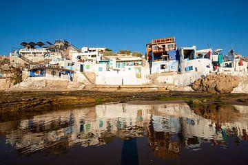 Imsouane, surf dorpje in Morocco