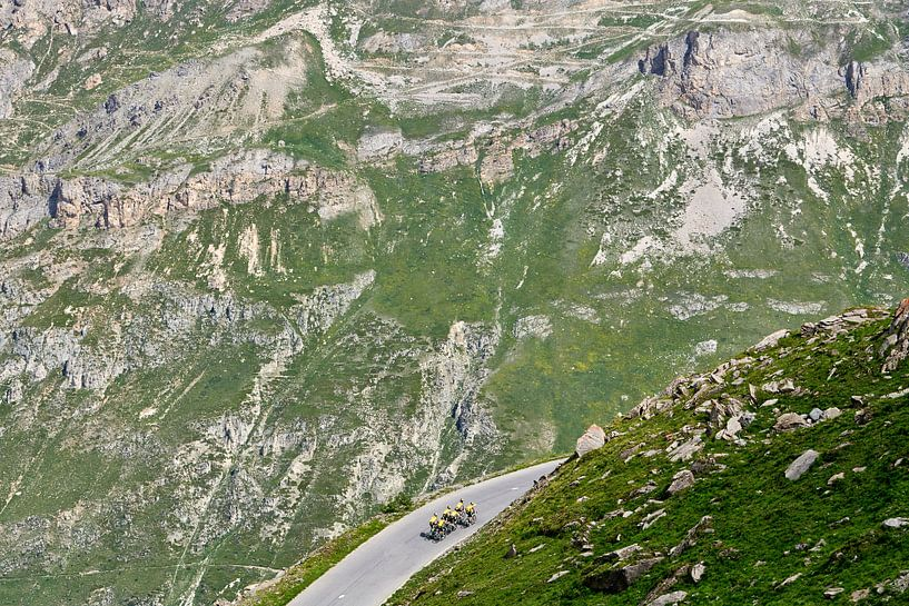 Col de l'Iseran van Bram Berkien