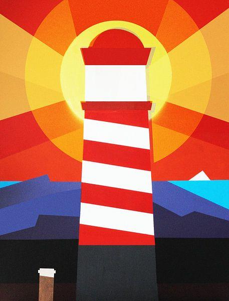 The Lighthouse von Erwin de Zwart