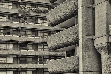 Een perspectief in de Barbican von Dennis Morshuis