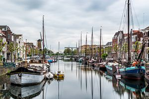 Delfshaven, Rotterdam. van