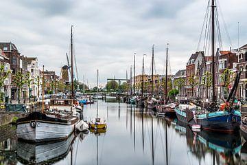 Delfshaven, Rotterdam. van Nick Janssens